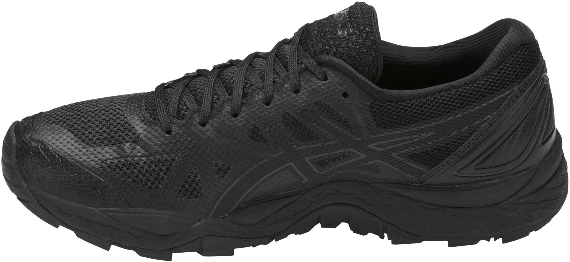 asics Gel-Fujitrabuco 6 G-TX - Zapatillas running Mujer - negro ... 137b59c56fbbd